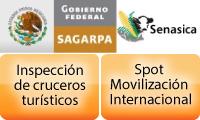 SAGARPA-SENASICA Inspección de cruceros turísticos
